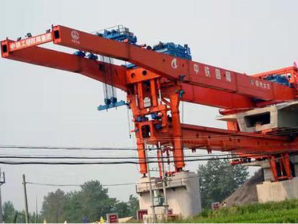 江苏架桥机的主要结构